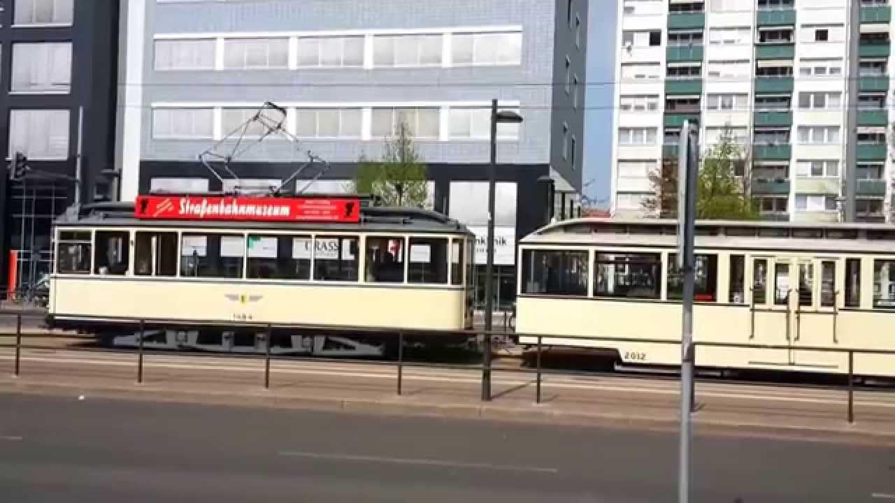 Straßenbahn leipzig