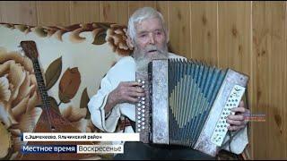 Ветеран войны Тихон Табаков из Яльчикского района отметил 100-летний юбилей