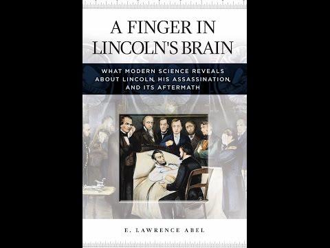 End of the Civil War Book, Fair Part 1: A Finger in Lincoln's Brain...