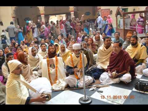 """Sripad Ramdas Babaji Maharaj """"Damodar Kirtan sung by Sri Narottam Das Babaji"""""""
