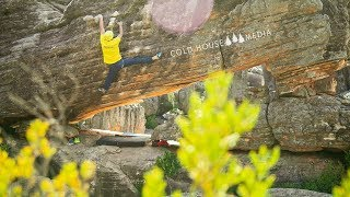 5A Climbs To 8A Flashes in Rocklands || Cold House Media Vlog 060
