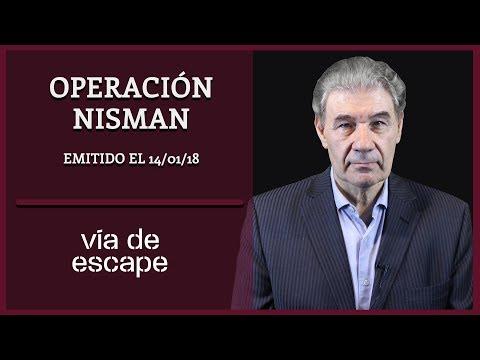 Vía de Escape | Las mentiras de la Operación Nisman - EN VIVO