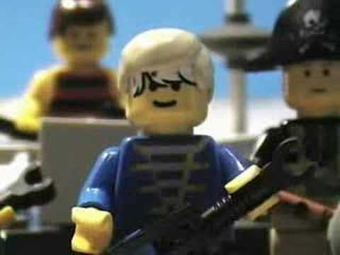 Relient K  The Lego Pirates Who Don't Do Anything