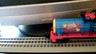 Lionel Trains Jolly Rancher Tank Car Unboxing