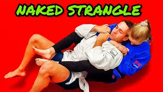 Hadaka Jime is a rear naked choke used in both Judo and BJJ as well as no gi sports such as MMA. In this video we demonstrate how to perform hadaka jime ...