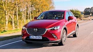 видео New Mazda CX-3 2015 фото, цена, характеристики, Мазда CX-3