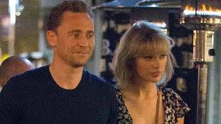 Taylor Swift & Tom Hiddleston Make Relationship Instagram Official?