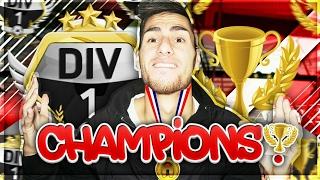 FUT 17 - RTD 1 #12 - CHAMPION MON FRERE !!! UN DEBUT DIFFICILE ??!