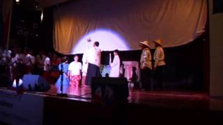 Filinartizts Philippine History of Independence Presentation (First Public Performance)