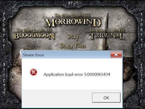 Morrowind In 2018 - Troubleshooting Mods(MWSE, MGE, MGSO, Rebirth, And TR)