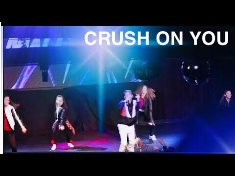 MattyB - Crush On You (Live in NYC)