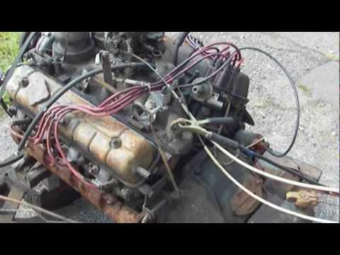 Gaz 53 mootori käivitus