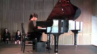 Kei Hsieh - Sonata Op 49, No 2 Tempo di Minuetto, Beethoven