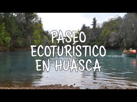Un paseo por el Parque Ecoturístico San Miguel Regla en HUASCA