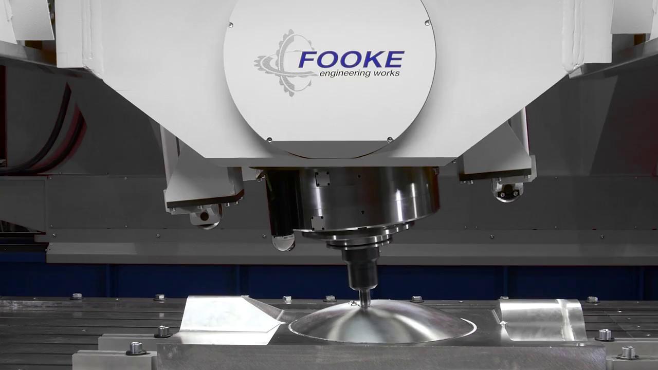 Friction Stir Welding >> Friction Stir Welding Machines FOOKE FSW 35 / 60 / 150 ...