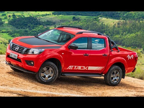 2019 Nissan Frontier - Off-road Driving, Exterior And Interior