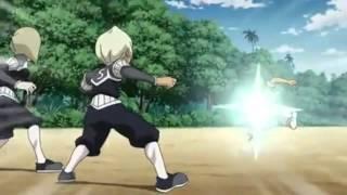 Inazuma Eleven Go Chrono Stone Wonder Trap + Agresse Beat Fail FULL HD