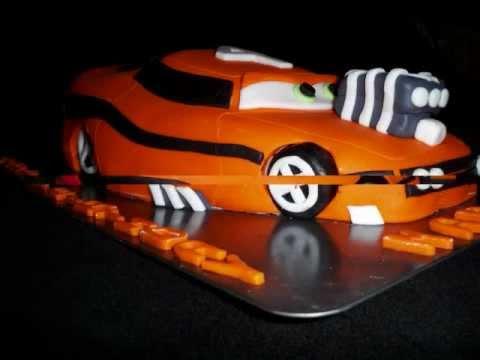 Cool Cakes Lamborghini Cake Spiderman Cake Disney Cars