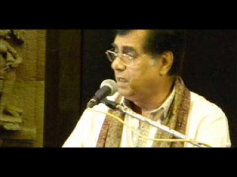 Koi fariyad tere dil mein dabi ho jaise  By Jagjit Singh   Ghazal Collection