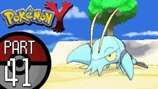 Pokemon X and Y - Part 41: Azure Bay | Discovering The Sea Spirit