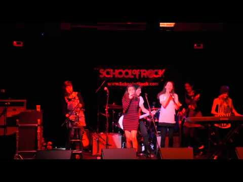 School of Rock Fairfield - Exile on Main St - Loving Cup