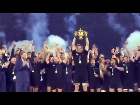 Rugby World Cup 2015 Final highlights New Zealand vs Australia 10/31