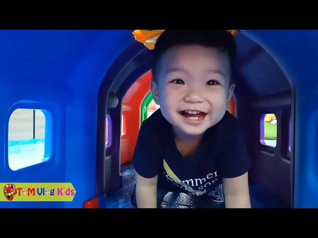 TOM Vui Chơi & Nhạc Thiếu Nhi  TOM Vlog Kids
