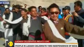 Ladakh celebrates 73rd Independence Day, MP Tsering Namgyal dances with the locals goes viral