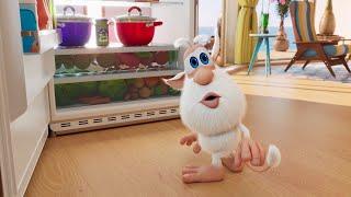 Booba - Buzdolabı 🌨️ Bölüm 55 - Çocuklar için komik karikatürler - Booba ToonsTV