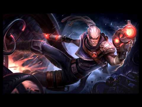 Lucian Login Screen Music Song Theme Intro Official 1 Hour Extended Loop Full Version