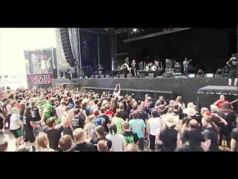 The Faceless - Ancient Covenant - WFF 17  2010 Live Trailer