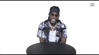 Dissect The Play With Burna Boy | Famous African Stars, From Giannis Antetokounmpo To Didier Drogba