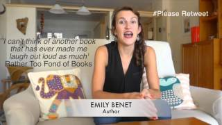 Meet Emily Benet, Author of #PleaseRetweet