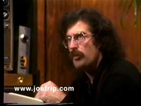 Phone Phreak Captain Crunch Rare Interview from '78