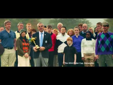VisitScotland - Brilliant Moments - Ryder Cup 2014