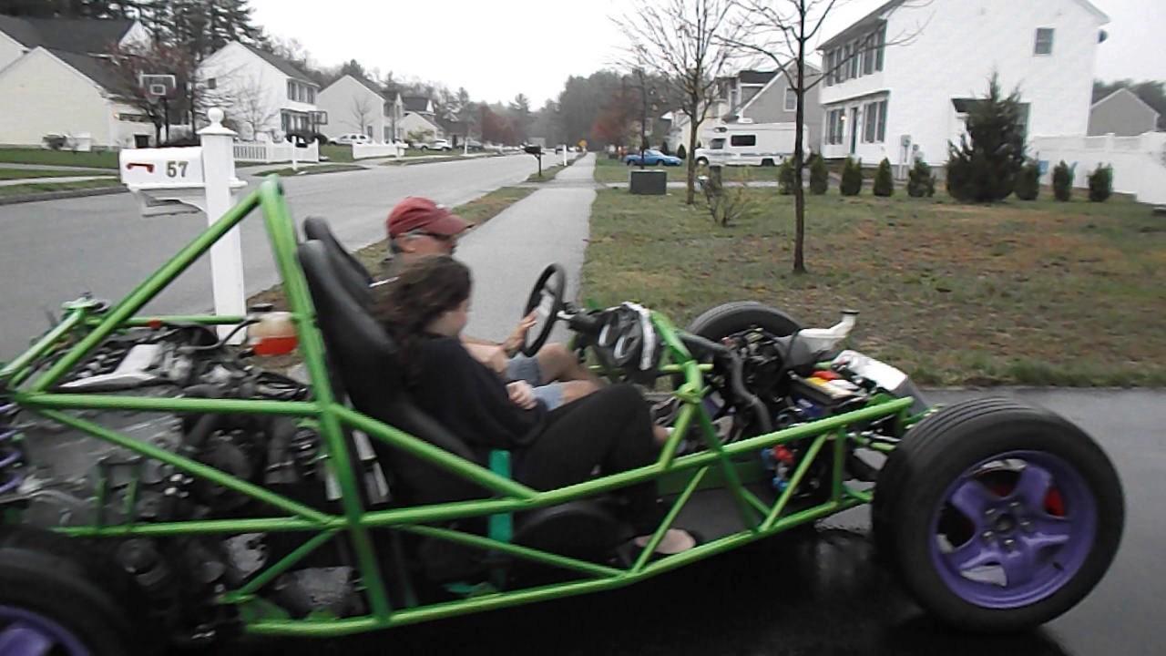 Df Kit Car >> Df Kit Car Goblin First Run