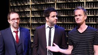 Neil Patrick Harris Brings Magic to New York City With Nothing to Hide