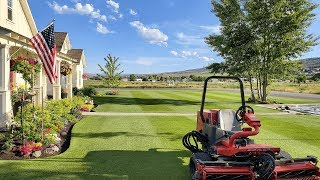 Maniac Lawn Mowing and Blowing