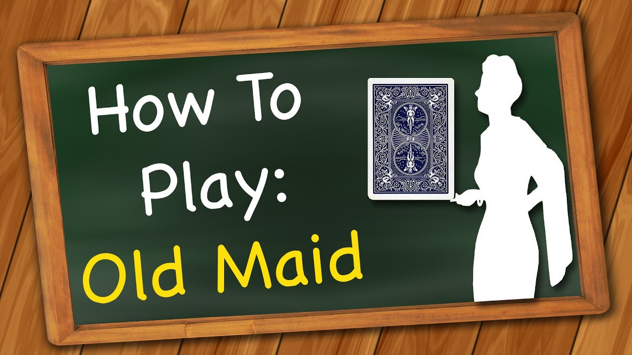 how to play old maid cards