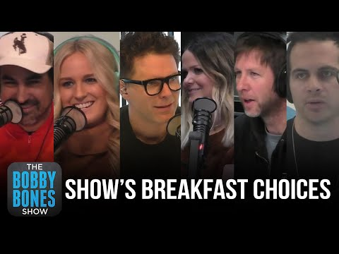 The Show's Top Choices For Breakfast Foods