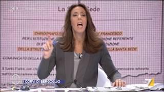 Omnibus - I corvi di Bergoglio (Puntata 03/11/2015)