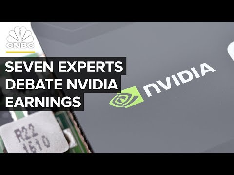 Nvidia: What Seven Experts Think Ahead Of Earnings | CNBC