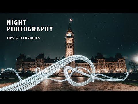 Night Photography Techniques - YouTube