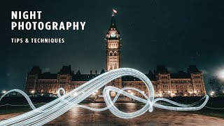 Night Photography Techniques