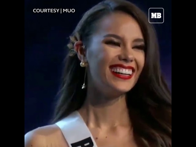 Highlights of Miss Universe 2018 Catriona Gray