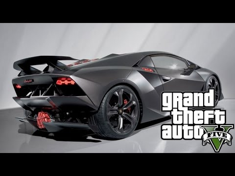 Gta 5 Transformando Zentorno Em Lamborghini Sesto Elemento Youtube