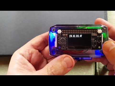 LTE NBIoT Module SIM7000 Raspberry PI видео онлайн - гамма