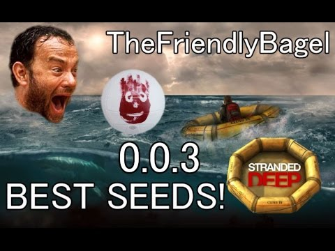 Stranded Deep - BEST SEEDS!: If you want the best seeds for Stranded Deep look no further than here, from 3 islands to 4 shipwrecks if you want it. It's here. Show some support, please like, comment and subscribe. See you in the next video and thanks for watching, PEACE! Seed 1 (Shipwreck) - 0:00 -