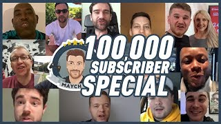 100K SUBSCRIBER SPECIAL (SPECIAL GUEST Q&A!!!!)