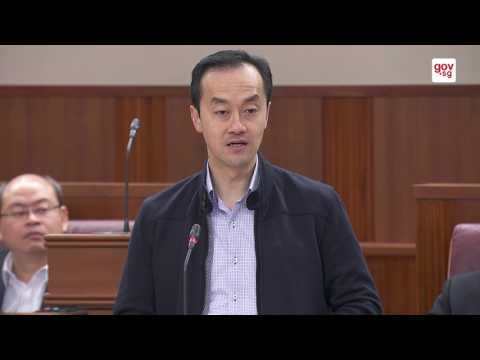 MOS Dr Koh Poh Koon on countering profiteering from water price hike